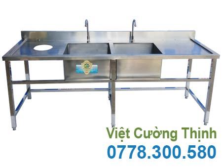 gia công chậu rửa inox   bồn rửa chén inox công nghiệp   bồn rửa tay công nghiệp   chậu rửa inox công nghiệp giá rẻ