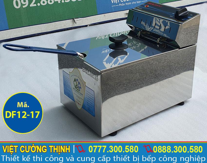 Inox Việt Cường Thịnh - Đơn vị cung cấp bếp chiên nhúng cao cấp.