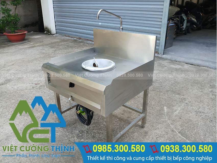 Báo giá bếp á 1 họng - bếp á đơn công nghiệp