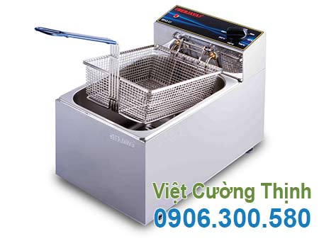 Bếp chiên nhúng đơn dùng điện berjaya DF12-17