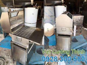 Bếp nướng than hoa 18007