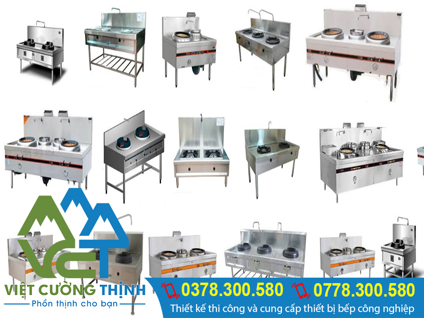 Việt Cường Thịnh chuyên cung cấp bếp á, bếp công nghiệp