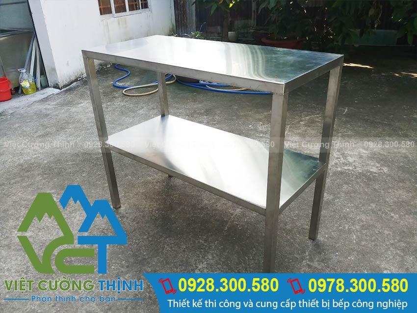 Việt Cường Thịnh địa chỉ mua thiết bị bếp inox công nghiệp, bếp nhà hàng khách sạn chất lượng, giá tốt nhất tại TPHCM.