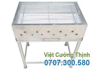 Đặt làm lò nướng inox công nghiệp -ln18011