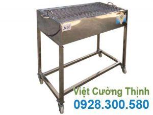 lò nướng inox công nghiệp