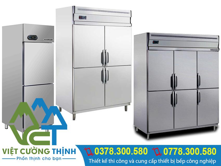 Tủ lạnh công nghiệp, tủ đông công nghiệp Berjaya chính hãng.