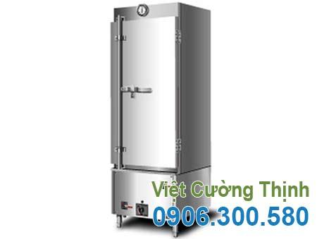 Tủ nấu cơm 50kg sử dụng gas