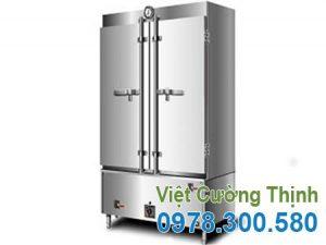 Tủ nấu cơm công nghiệp 80kg gas