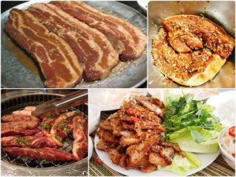 Cách ướp thịt nướng BBQ tại nhà đơn giản mà lại ngon