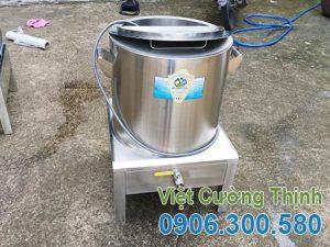 Giá bán nồi nấu phở 50 lit bằng điện - Việt Cường Thịnh