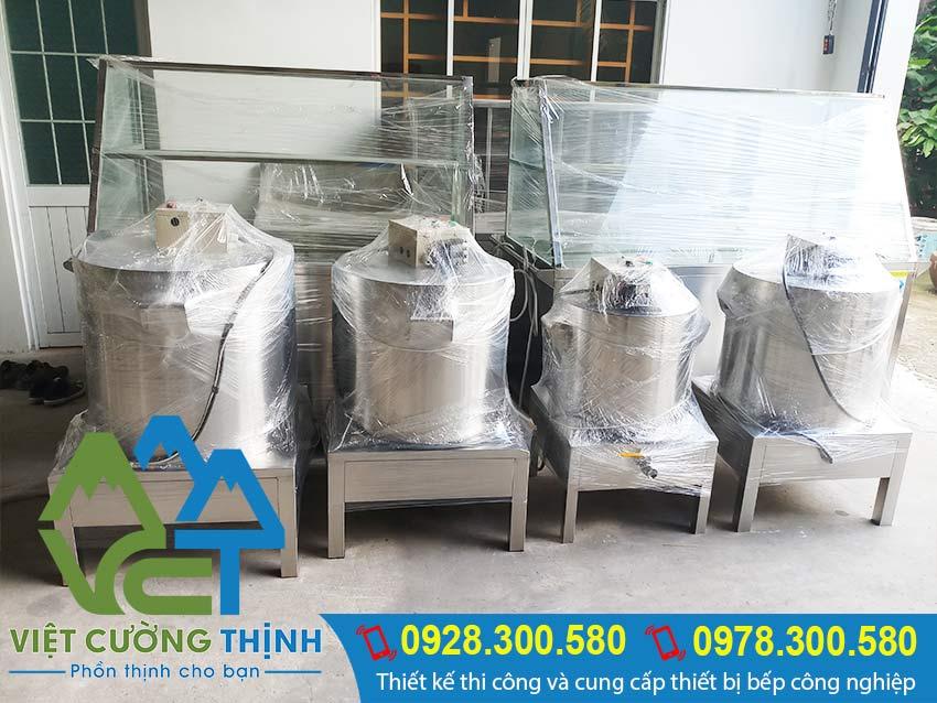 bộ nồi nồi nấu phở bằng điện tại Việt Cường Thịnh
