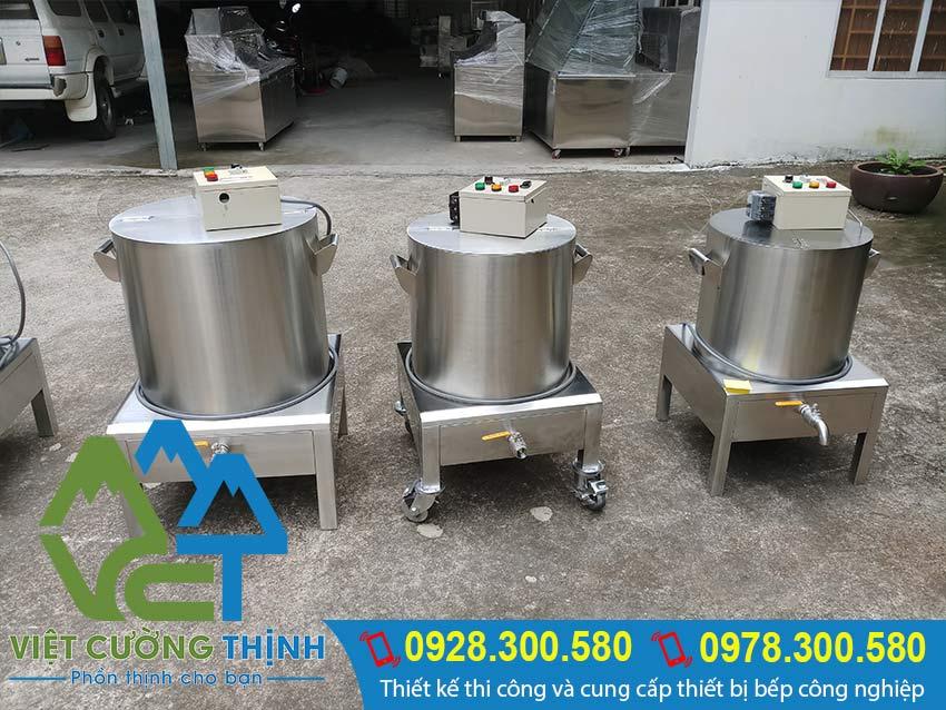 Giá bán nồi nấu phở bằng điện - Việt Cường Thịnh