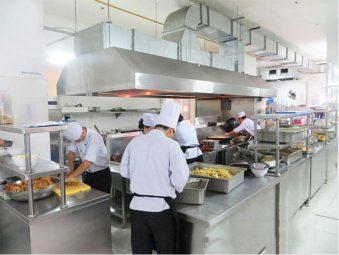 Nhà cung cấp thiết bị inox bếp nhà hàng giá rẻ tại TPHCM