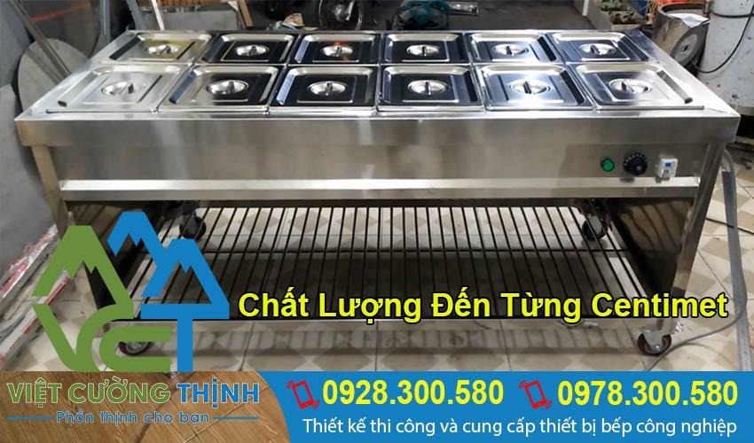 Tủ giữ nóng thức ăn tại Việt Cường Thịnh