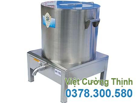 Nồi hầm xương bằng điện, nồi nấu nước lèo bằng điện,nồi nấu phở bằng điện sản xuất Việt Cường Thịnh