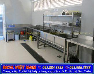 Xử lý nước thải bếp nhà hàng