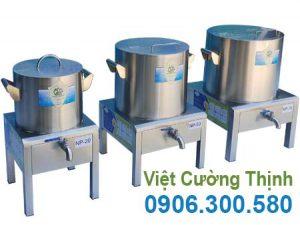 nồi nấu phở bằng điện, nồi hầm xương bằng điện, nồi nấu nước lèo điện sản xuất Việt Cường Thịnh.