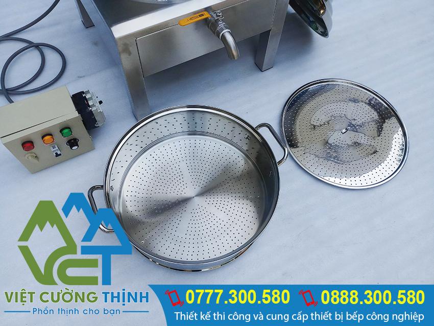 Tủ điện rời giúp nồi hấp xôi bằng điện sử dụng dễ dàng và an toàn hơn