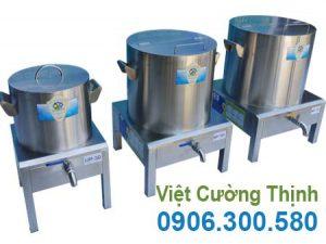Báo giá bộ nồi nấu phở bằng điện, giá nồi nấu nước lèo bằng điện, nồi hầm xương bằng điện sản xuất Inox Việt Cường Thịnh.