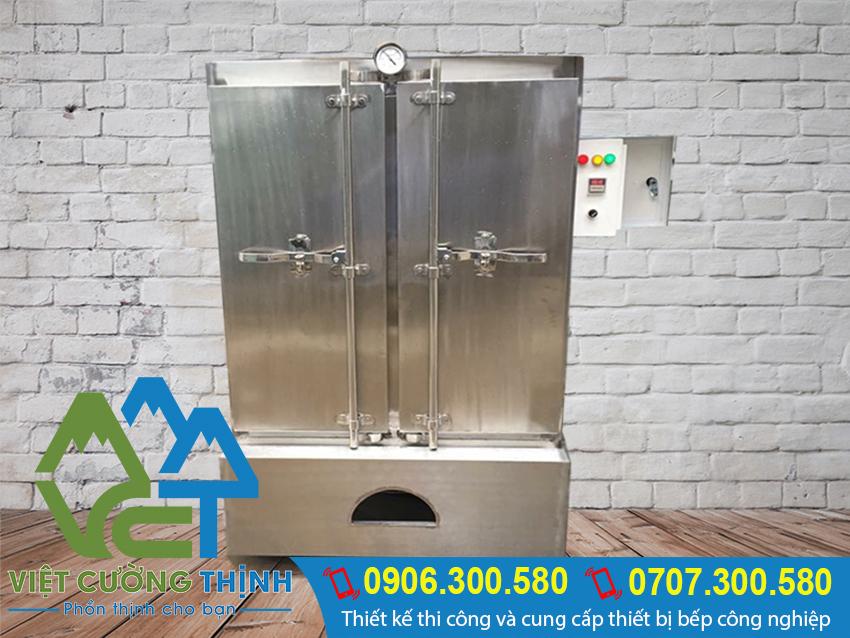 Tủ nấu cơm công nghiệp 12 khay, tủ hấp cơm bằng điện, tủ hấp cơm công nghiệp 50kg, tu nau com cong nghiep