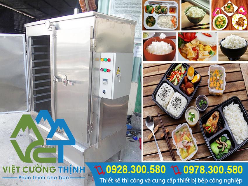 Giá tủ nấu cơm công nghiệp, báo giá tủ nấu cơm công nghiệp, tủ nấu cơm 12 khay, giá tủ nấu cơm công nghiệp, giá tủ nấu cơm 4 khay