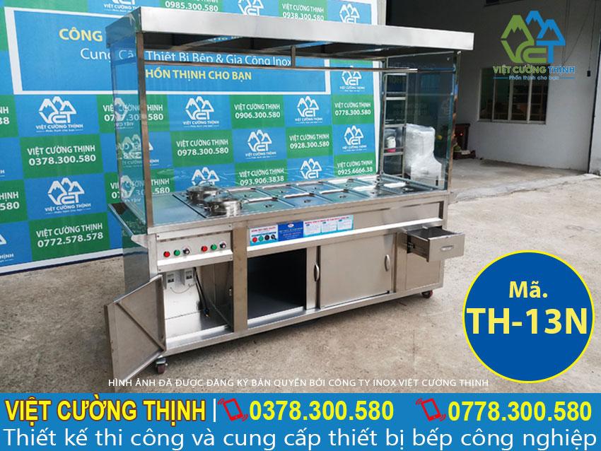 Địa chỉ cung cấp và phân phối tủ hâm nóng thức ăn, tủ giữ nóng thức ăn, quầy hâm nóng thức ăn tại TPHCM.