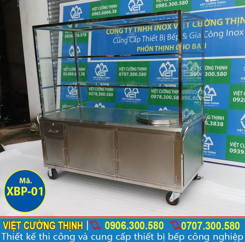 Việt Cường Thịnh - Đơn vị cung cấp và sản xuất xe bán phở hàng đầu Việt Nam.