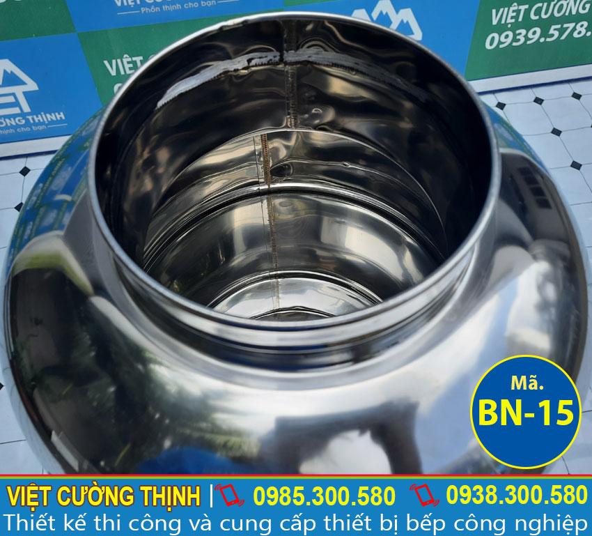 Bình đựng nước inox là thiết bị chuyên dụng dùng để chứa nước uống, trà đá phục vụ cho người dùng