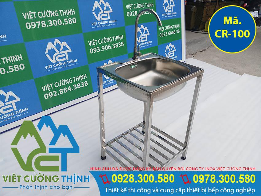 Việt Cường Thinh - Đơn vị sản xuất và cung cấp chậu rửa inox công nghiệp, bồn rửa chén gia đình tại TPHCM và 62 tỉnh thành.