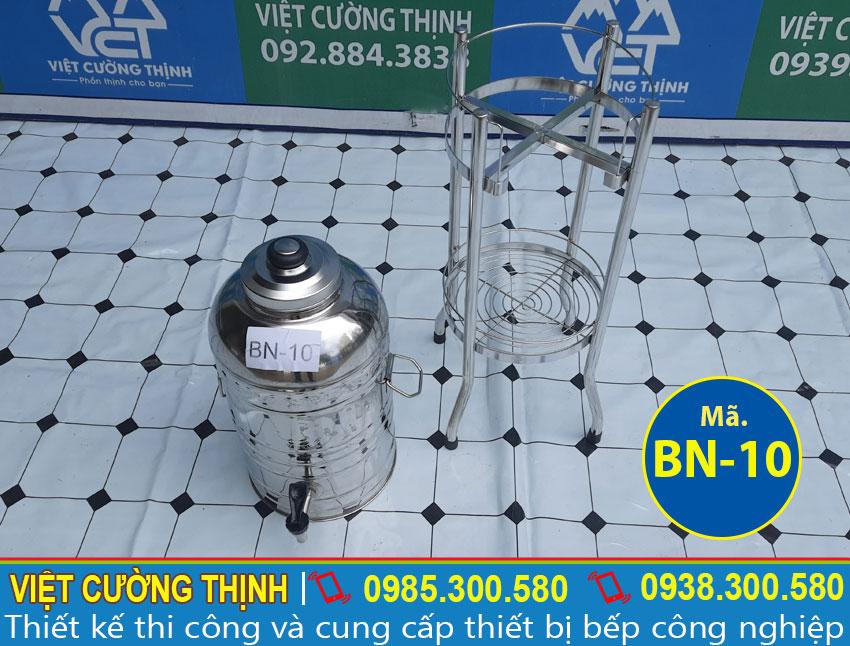 Việt Cường Thịnh là đơn vị cung cấp thiết bị inox, bình nước đá inox cao cấp tại Việt Nam.