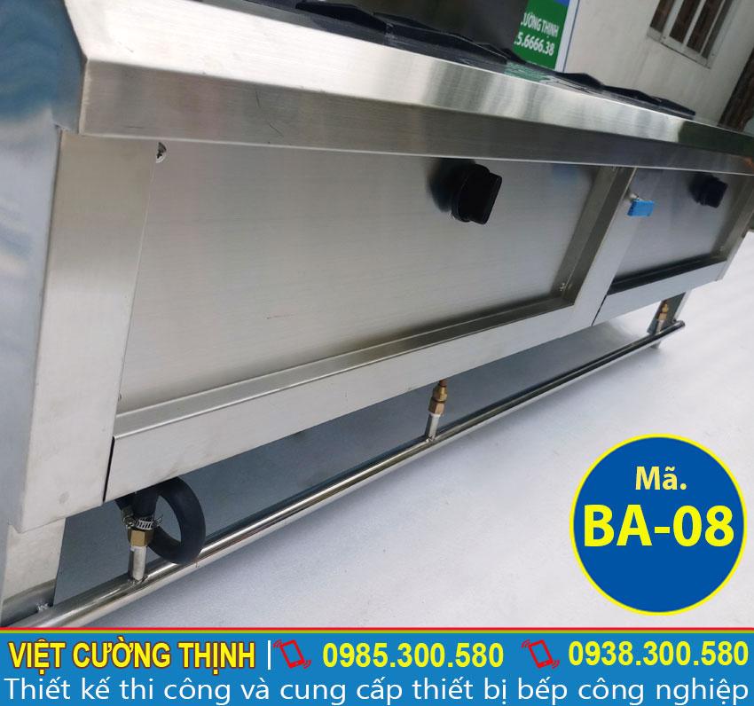 Với thiết kế inox 304 dễ dàng vệ sinh, tiết kiệm thời gian và công sức ngườ dùng.