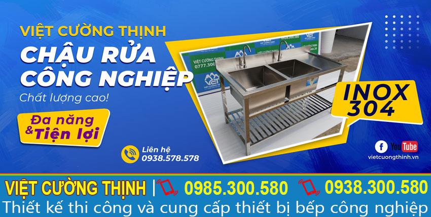 Chậu rửa công nghiệp | Bồn rửa chén bát công nghiệp | Bồn rửa tay inox