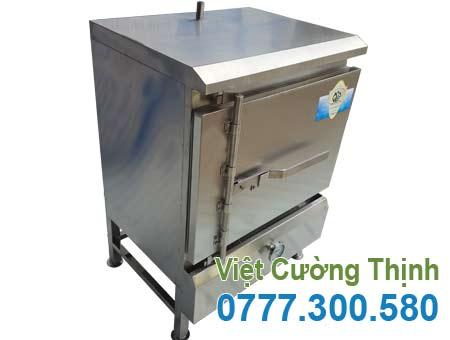 Mẫu tủ cơm công nghiệp   Tủ nấu cơm 20 kg bằng gas   Tủ hấp cơm 20 kg bằng gas công nghiệp.