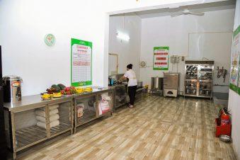 Quy định thiết kế nhà bếp trường mầm non đạt chuẩn
